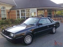 1983 mitsubishi cordia i brought a 2 lite mitsubishi colt sapporo turbo in dark blue it