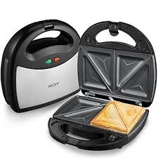 Aicok Sandwich Maker Panini Press Grill Waffle Maker American