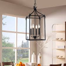 Lantern Dining Room Lights Lantern Chandelier For Dining Room And The Selection Tips Home