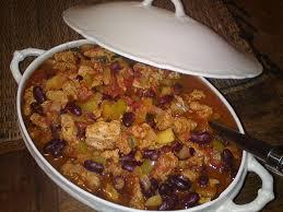 plat d automne cuisine chili à ma façon