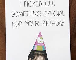 funny happy birthday etsy