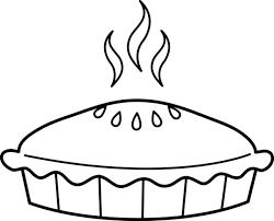 coloring pages pumpkin pie pie coloring sheet wrha us
