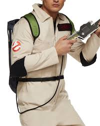 spirit halloween reviews amazon com spirit halloween mens ghostbusters jumpsuit
