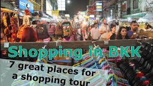 bangkok malls shopping centers and markets in bkk best