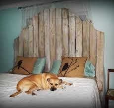 wohnideen schlafzimmer rustikal bett kopfteil interessante designs für ein attraktives schlafzimmer