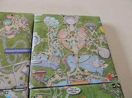 Blizzard Beach Map Everyday Disney Day 231 Disney Coasters