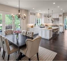 kitchen open concept kitchen living room small plan design ideas