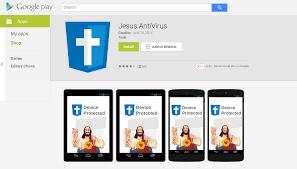 this seems legit u0027 jesus antivirus doesn u0027t posses any kind of