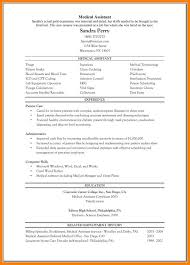 Medical Doctor Curriculum Vitae Example Resume Template Medical Resume Cv Cover Letter
