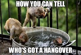 Hangover Meme - thirsty hangover imgflip