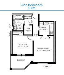 1 Bedroom House Plans by Pics Photos Floor Plan 1 Bedroom Suite Best One Bedroom House