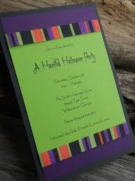 halloween invitation ideas homemade u2013 festival collections