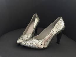 silver roses silver roses ingrid s heels