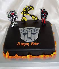 transformers birthday cake top transformers cakes cakecentral