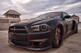 widebody muscle cars hellcat beware this widebody charger is a real terror