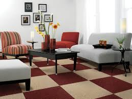 Living Room Armchairs Also Flooring Idea Checkerboard Pretty Vintage Living Room With
