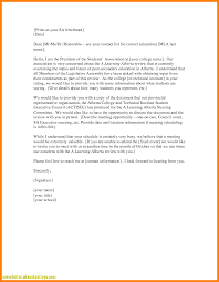 letter formats for business gallery examples writing letter