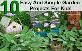 10 easy and simple garden projects for kids diy home life