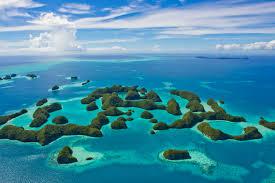 Palau Map Palau