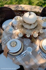 Fall Table Decorations by 208 Best Fall Thanksgiving Decor Images On Pinterest Tablescapes