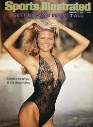 christie brinkley christie brinkley poses for sports illustrated with daughters