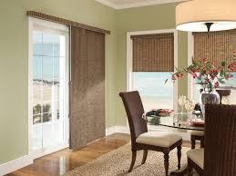 bamboo blinds french doors door decoration
