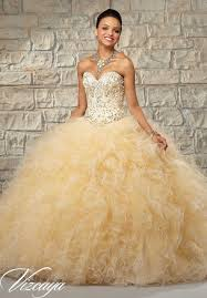 vizcaya quinceanera dresses vizcaya 89024 two tone ruffle quinceanera dress novelty