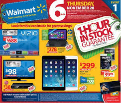 best deals of this black friday walmart announced black friday deals of electronics computers