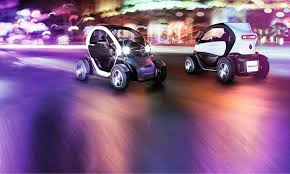 renault purple twizy