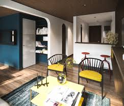 4 small apartments showcase flexibility compact design