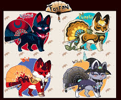 halloween fox halloween foxfan auction closed by belliko art on deviantart