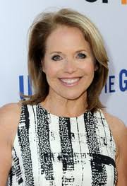 hairstyles of katie couric katie couric shoulder length hairstyles katie couric hair