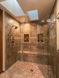 bathroom showers ideas pictures design of the doorless walk in shower bath showers and master