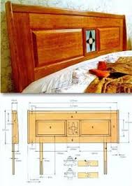 Woodworking Plans Bookcase Headboard by Platform Captains Bed Queen Cool Design Queen Beds Pinterest