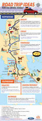 Map Your Road Trip Infographic Road Trip Ideas For The Whole Family