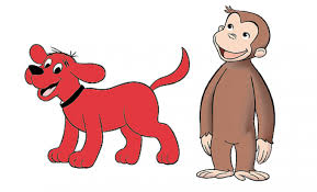 meet clifford curious george early childhood resource