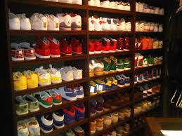 16 drool worthy shoe closets lauren messiah sneaker shoe closet