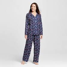 bhpj by bedhead pajamas s classic sweater notch collar