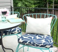 diy patio cushions no sew fantastic diy patio furniture cover diy