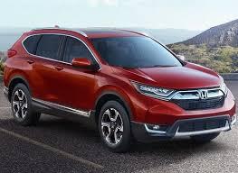 mobil honda crv terbaru harga honda crv turbo november 2017 review dan spesifikasi