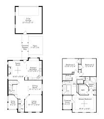 Single Family Floor Plans Vienna I A Floor Plans Regent Homes