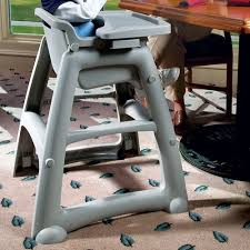 High Chair For Infants Rubbermaid Sturdy High Chair For Infants Durable Plastic With Feet