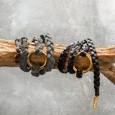 braided leather wrap bracelet images Braided wrap bracelet magnolia chip joanna gaines jpg
