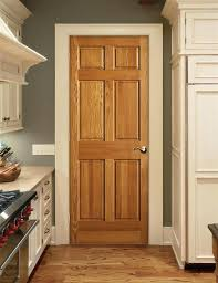 Reclaimed Wood Interior Doors Solid Wood Interior Door 9 Reclaimed Wood Horizontal Raised Panels