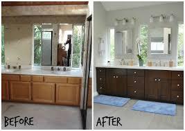 updated bathroom ideas updated vanity for a new modern coastal bathroom remodel 1980s
