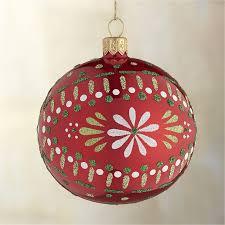 763 best ornaments c b images on crates barrels and