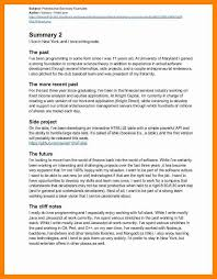 resume professional summary exles 10 summary exles sap appeal
