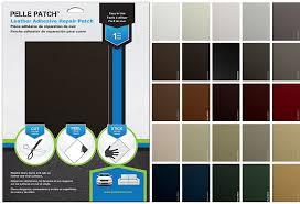 Leather Sofa Peeling Off Repair Amazon Com Leather U0026 Vinyl Adhesive Repair Patch Brown Dark
