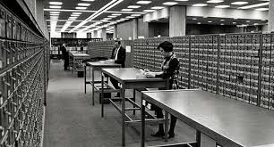 today s computer commons is tomorrow s card catalog acrlog