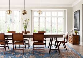 where to splurge and where to save in the dining room